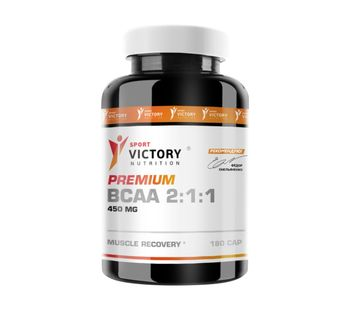 Premium BCAA 2:1:1 180 капс. (Sport Victory Nutrition)